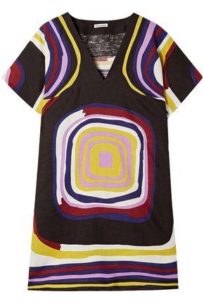 TOMAS MAIER Printed linen dress