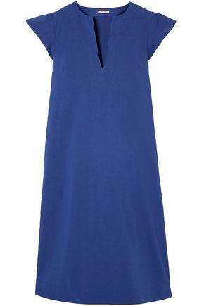 TOMAS MAIER Cotton-blend poplin midi dress