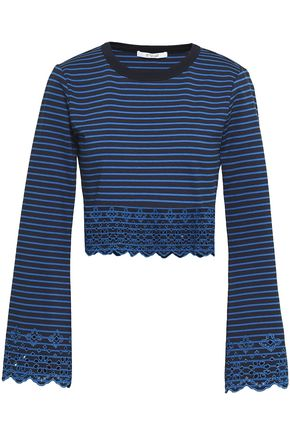 DEREK LAM 10 CROSBY Long Sleeved Top