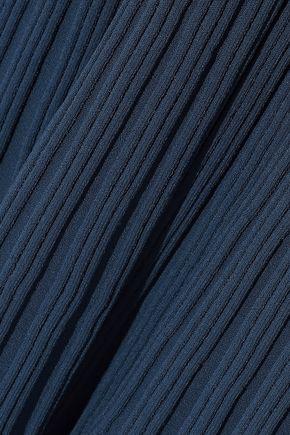 NARCISO RODRIGUEZ Ribbed-knit dress