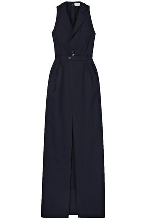 GABRIELA HEARST David wool-crepe gown