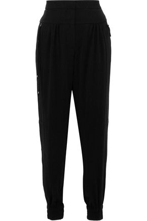 HALSTON HERITAGE Crepe tapered pants