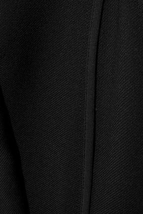 NARCISO RODRIGUEZ Paneled wool-twill dress