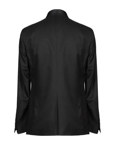 Фото 2 - Мужской пиджак DELÀNGE черного цвета