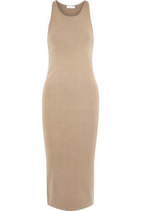 A.L.C. Cotton-blend midi dress