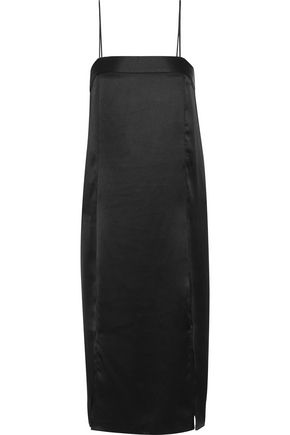 EQUIPMENT Kelby silk-satin slip dress