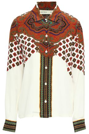 ETRO Long Sleeved Top