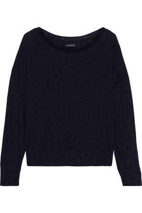 VINCE. Pima cotton-jersey top