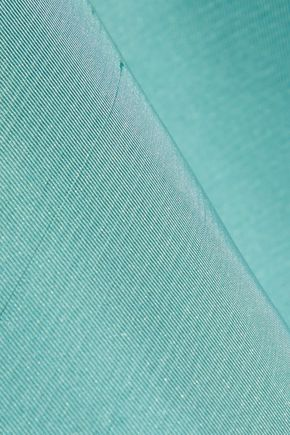 MANSUR GAVRIEL Silk-shantung top