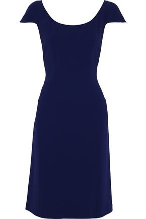 CAROLINA HERRERA Stretch-crepe dress
