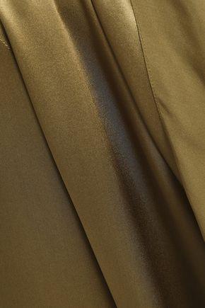 VIONNET Silk-satin jacket
