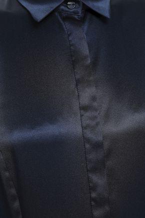 GALVAN  London シルクサテン ナイトドレス