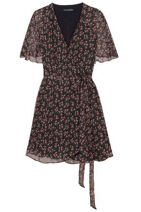 ALEXACHUNG Mini Dress