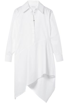 MARQUES' ALMEIDA Asymmetric cotton-poplin tunic