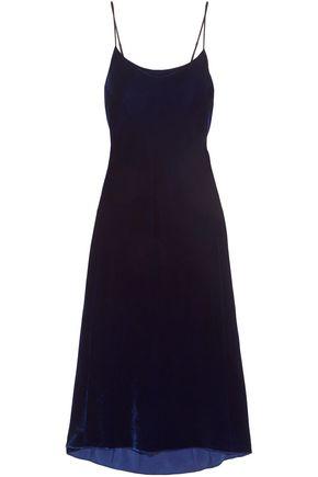 TIBI Velvet dress