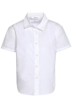 FRAME Cotton shirt
