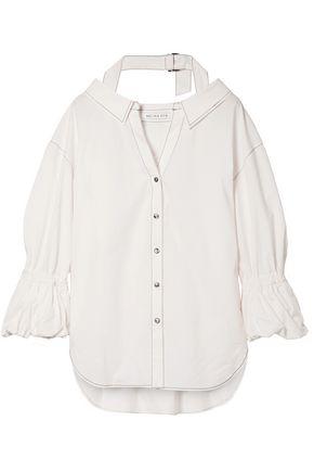 REJINA PYO Stretch-cotton poplin tunic