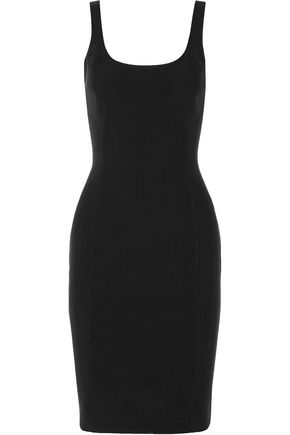 ALEXANDER WANG Stretch-knit mini dress