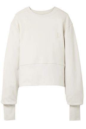 TRE by NATALIE RATABESI French cotton-terry sweatshirt
