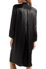 ACNE STUDIOS Doree draped satin dress