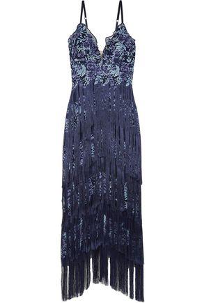 MARCHESA NOTTE Maxi Dress