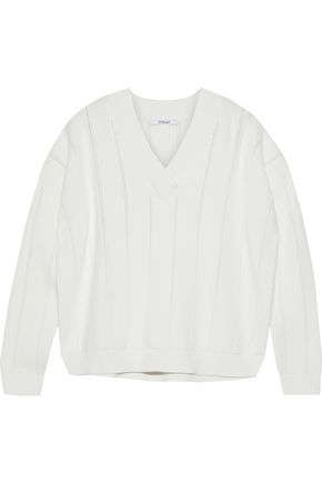 DEREK LAM 10 CROSBY Cotton sweater