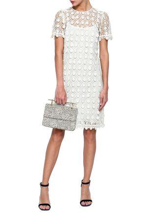 MICHAEL MICHAEL KORS Embellished tulle dress