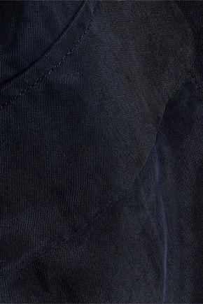 IRIS & INK Melody twill shirt