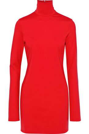 ELLERY Abigail cady turtleneck mini dress