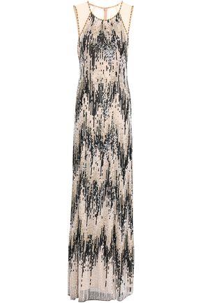 JENNY PACKHAM Embellished tulle gown