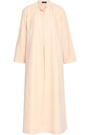 JOSEPH Cotton-poplin midi shirt dress