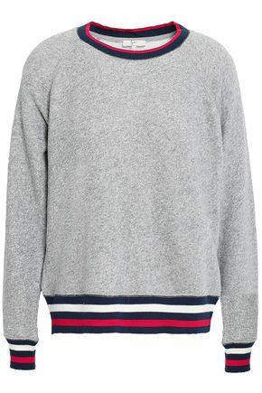 JOIE Mélange French terry sweatshirt
