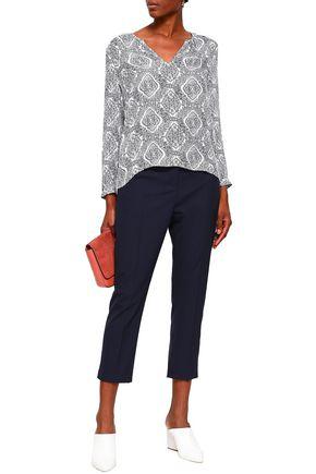 JOIE Mauro printed silk blouse