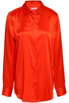EQUIPMENT Silk-satin shirt