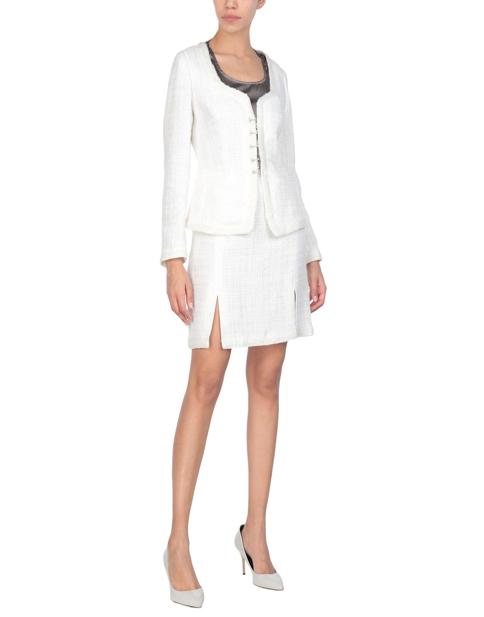 MARIELLA BURANI Классический костюм классический галстук аксессуар robe длинные tie костюм диагональные полосы терилен