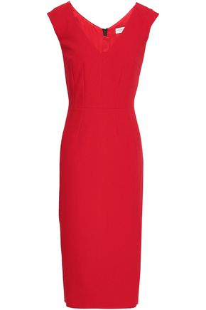 AMANDA WAKELEY Stretch-crepe dress