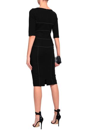 AMANDA WAKELEY Wool-blend dress