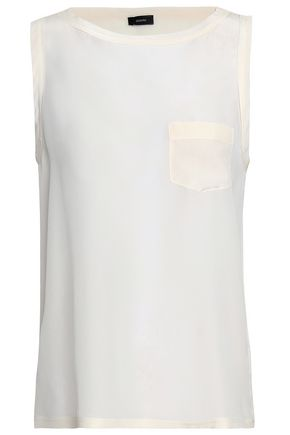 JOSEPH Silk crepe de chine top