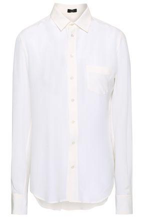 JOSEPH Silk crepe de chine shirt