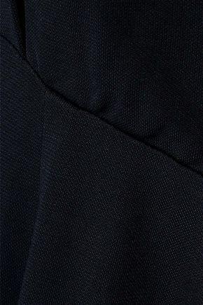 IRIS & INK Arianna stretch-knit wrap dress