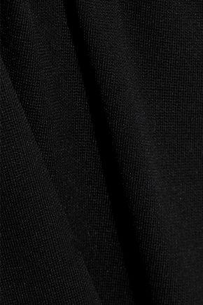 REDValentino Broderie anglaise cady mini dress