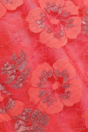 PETER PILOTTO Metallic lace top
