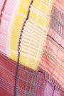 PETER PILOTTO Paneled checked stretch-knit maxi dress