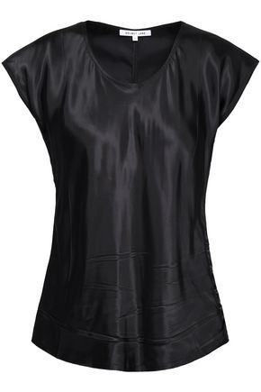 HELMUT LANG Twill top