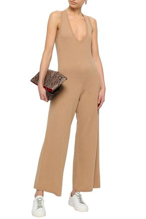 MADELEINE THOMPSON Wool and cashmere-blend jumpsuit