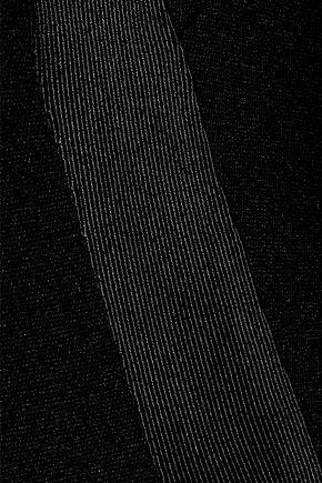 STELLA McCARTNEY Strapless wool-crepe jumpsuit