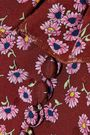 MAGDA BUTRYM Pozallo ruffled floral-print silk-jacquard midi dress