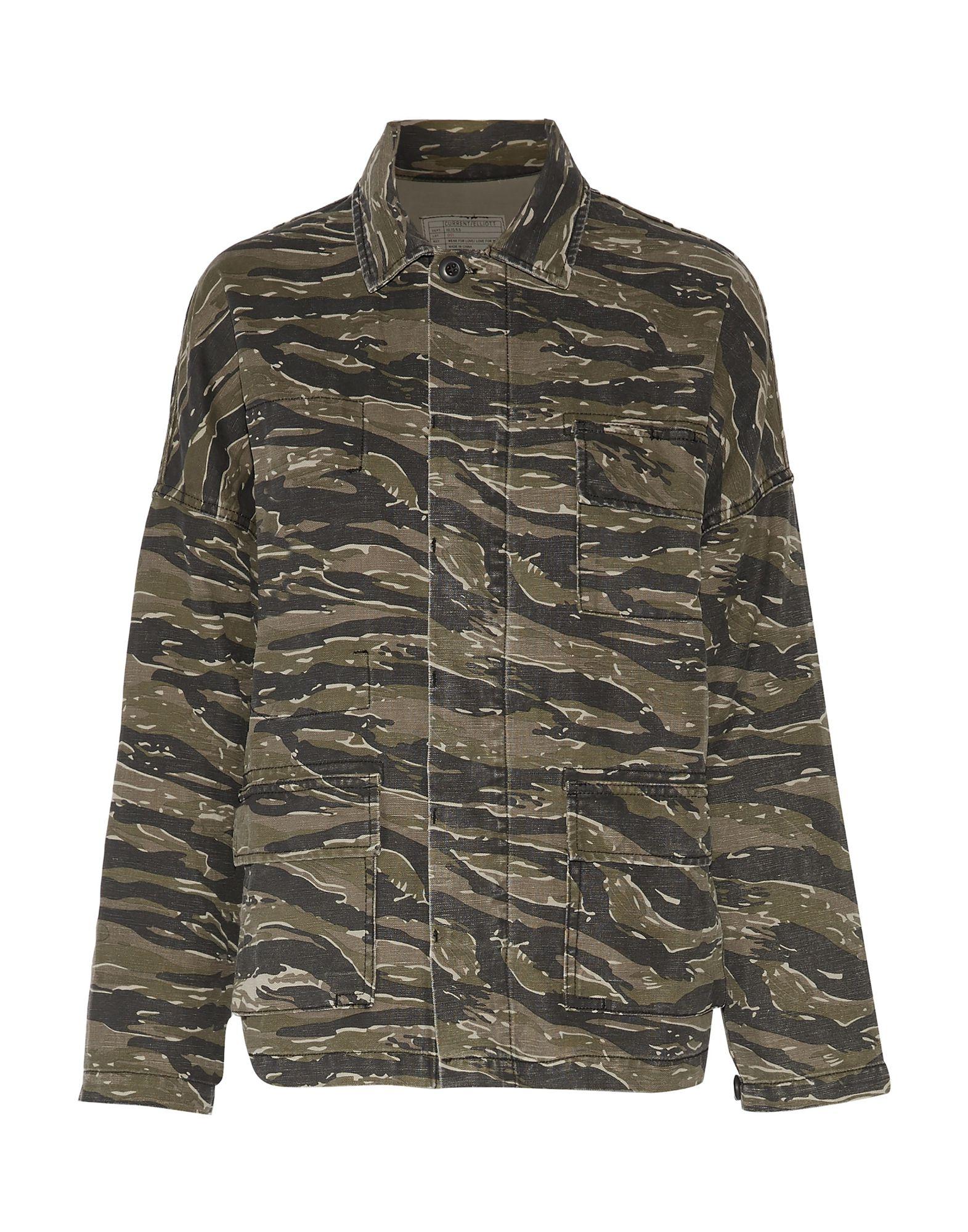 CURRENT/ELLIOTT Куртка блуза acoola acoola ac008egbxwm1