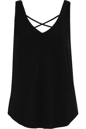 TART COLLECTIONS Donatella stretch-modal jersey tank