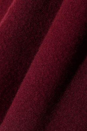 W118 by WALTER BAKER Brushed fleece turtleneck sweater